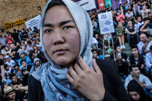 001-REFUGEES-SIT-DOWN-STRIKE FOR-MINORS-FROM-AFGHANISTAN