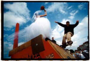 Bröllop Skate 1